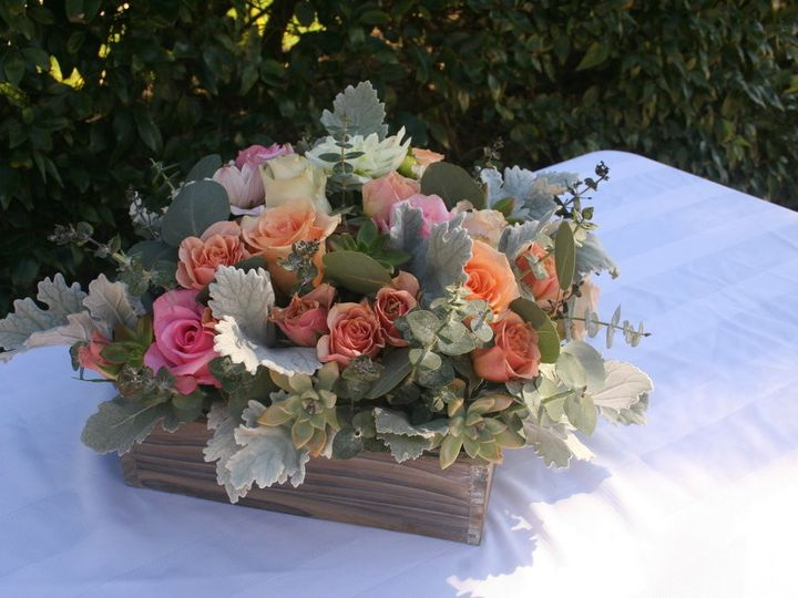 Tmx 1507001996449 Centerpiece 6 San Diego wedding florist