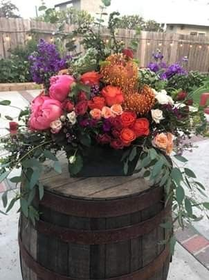 Tmx Pin Cushions And Peonies 51 973667 159233553474602 San Diego, CA wedding florist