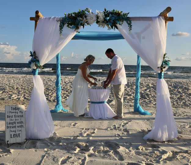 Wedding Altar Prices: Bella Weddings By The Sea