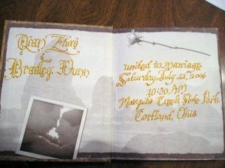 inkwellcalligraphy wedding invitations ohio columbus zanesville