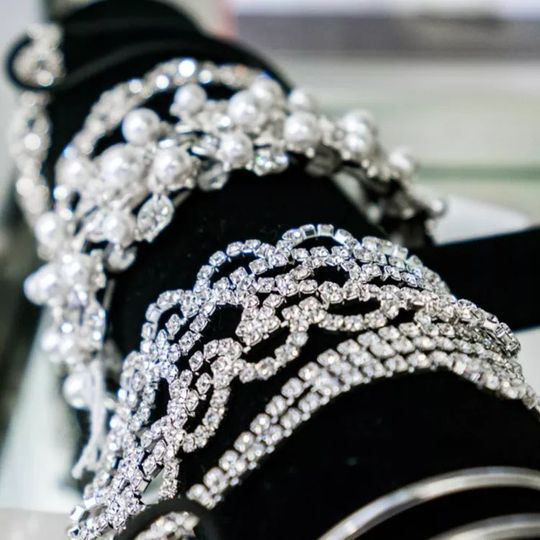 Wedding Belts and Jewelry
