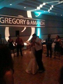 Bride & Groom's last dance (The Woodlands Resort)