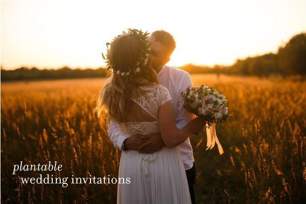 ForeverFiances Plantable Invitations
