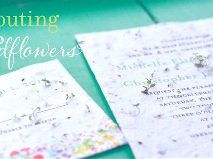 Tmx 1360282463268 FfhomepageSproutscopy San Diego, CA wedding invitation