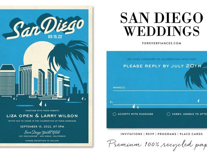 Tmx Classic Sun Diego Re 51 54667 1560983586 San Diego, CA wedding invitation