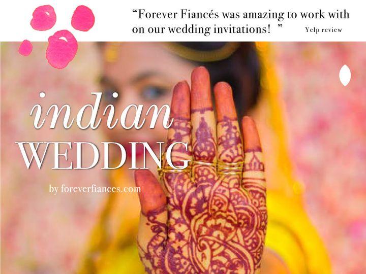 Tmx Indian Wedding Ff 51 54667 San Diego, CA wedding invitation