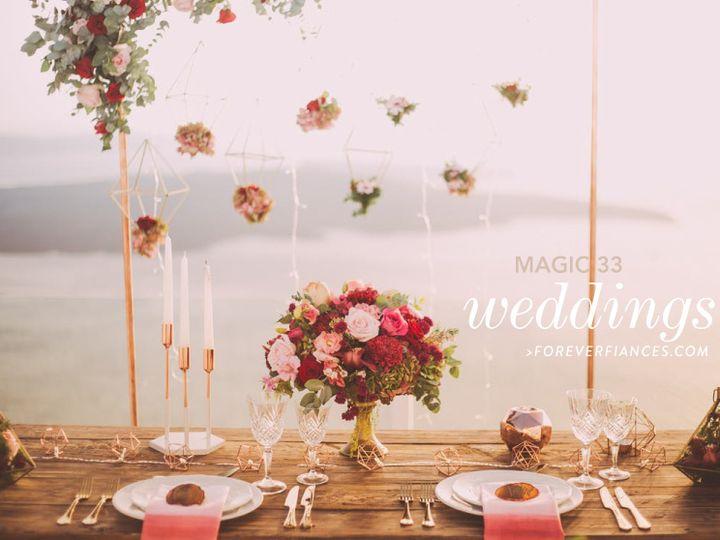 Tmx Magic Wedding 51 54667 San Diego, CA wedding invitation