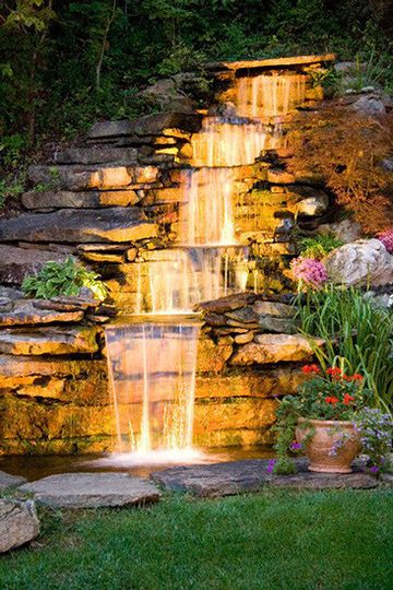 800x800 1450370377456 outdoor night waterfall
