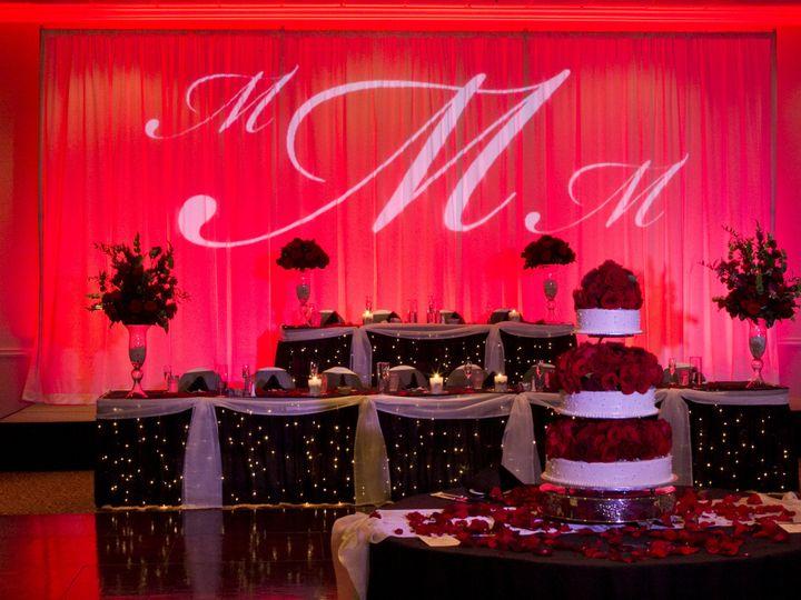 Tmx 1450369884494 Elegant Backdrop Falls Columbia, IL wedding venue