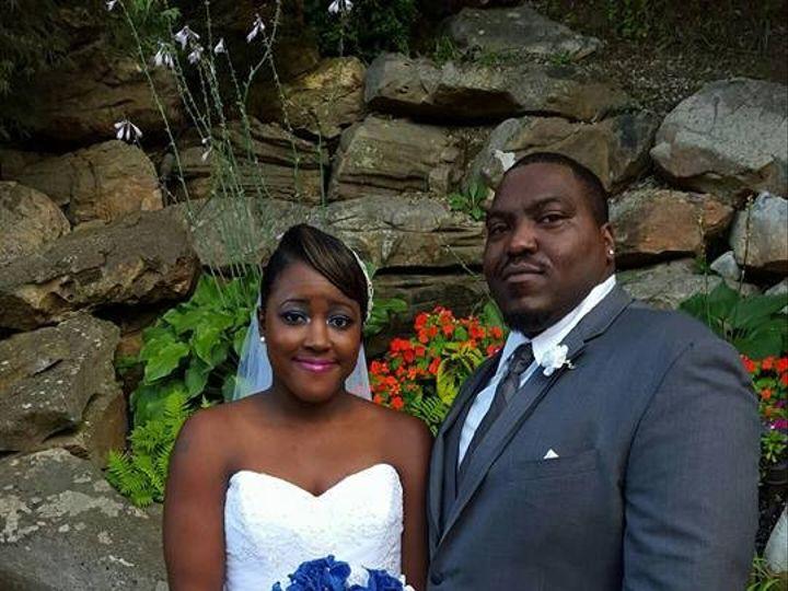 Tmx 1450370154317 Bride And Groom Waterfall Columbia, IL wedding venue