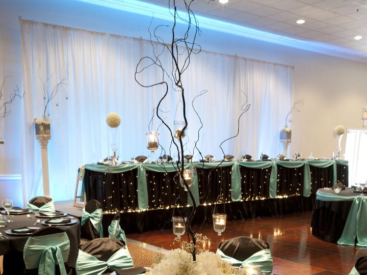 Tmx 1450370199603 Brown.blue Reception Falls Columbia, IL wedding venue