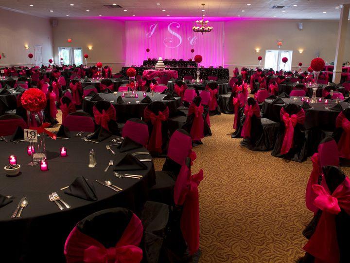 Tmx 1450370391603 Pink Black Reception Columbia, IL wedding venue