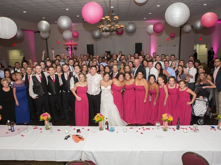 Tmx 1478806449977 Reception With Hanging Lanterns Columbia, IL wedding venue