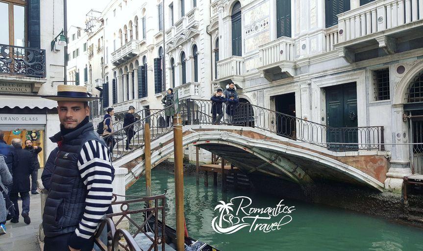 Italy Gondolier