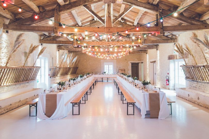 A glittering event space - Rose & Belle Photography