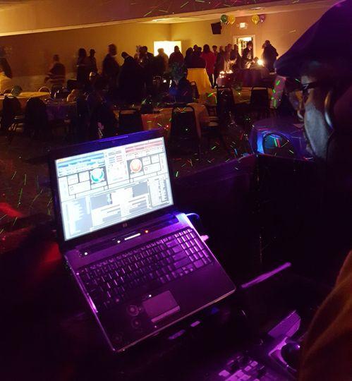 DJ staftion