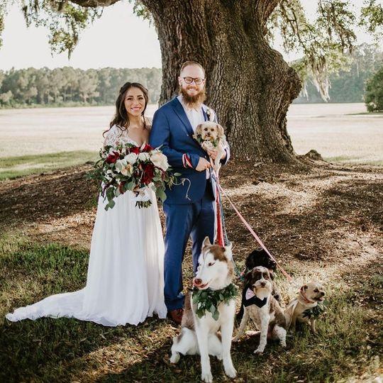 Barnett Wedding 2019