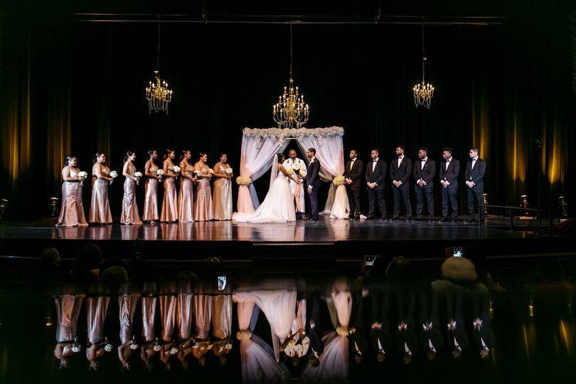 Theatre Wedding