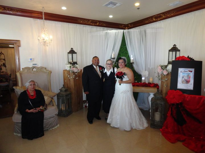 Formal Wedding, Corpus Christi, TX