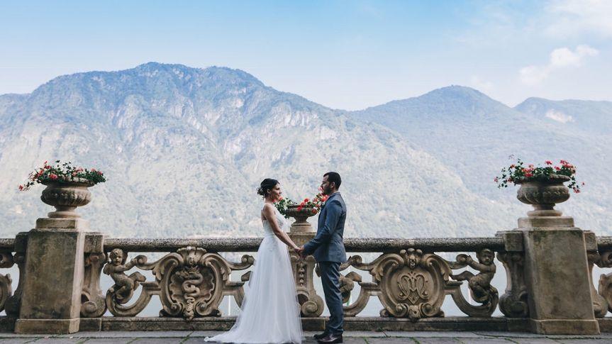 Wedding  Villa del Balbianello