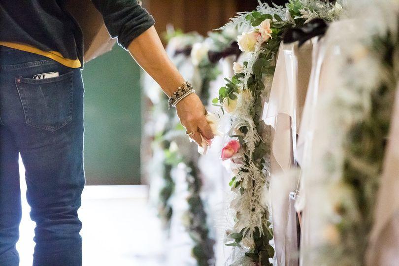 Liberty style Wedding in Italy
