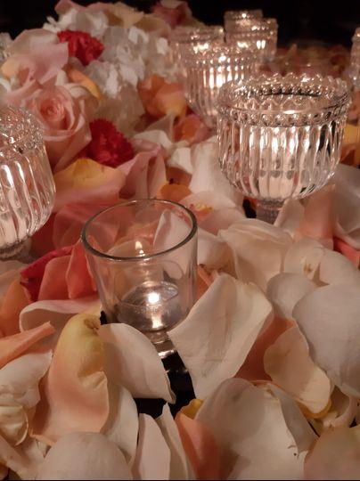Wedding liberty stule