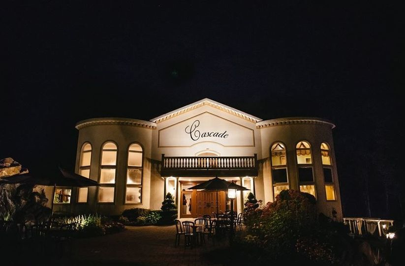 Cascade Fine Catering front view