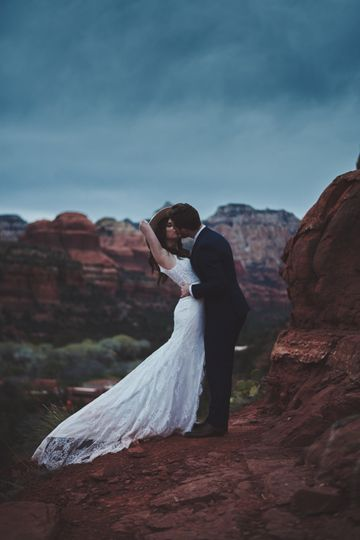Let's Elope to Sedona!