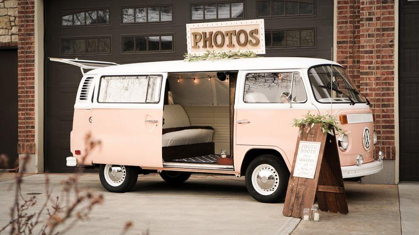 GingerSnap Photo Bus