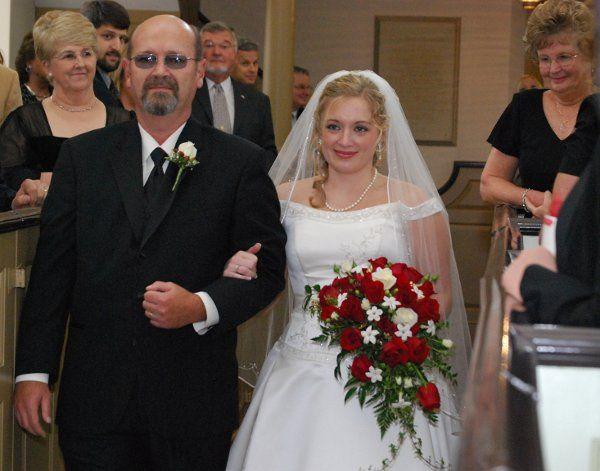 BrideDad WalkAisle1