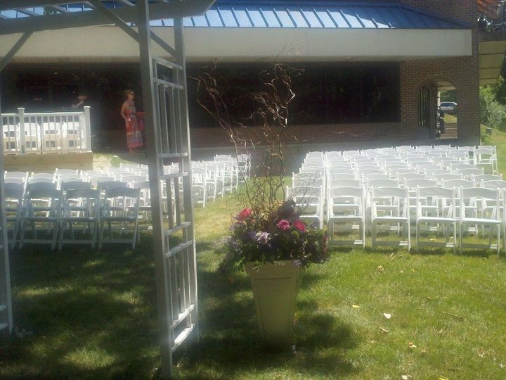 Tmx 1348187365094 Outdoorwedding2 Grand Rapids wedding venue