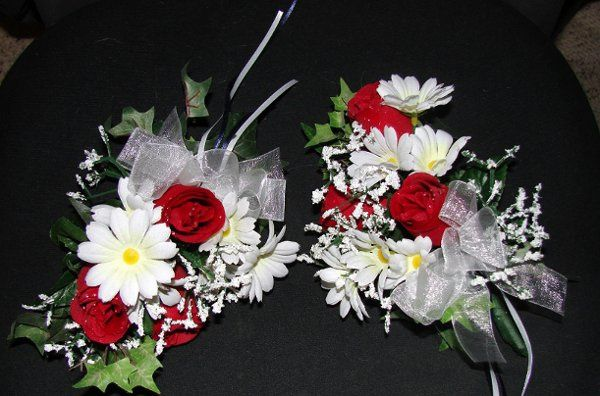 These are actually mother's corsages