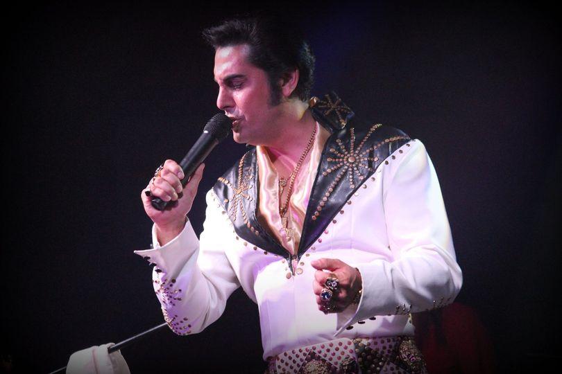 Elvis performance