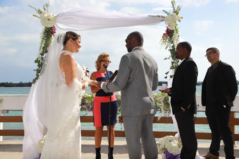 Ceremony Key Biscayne