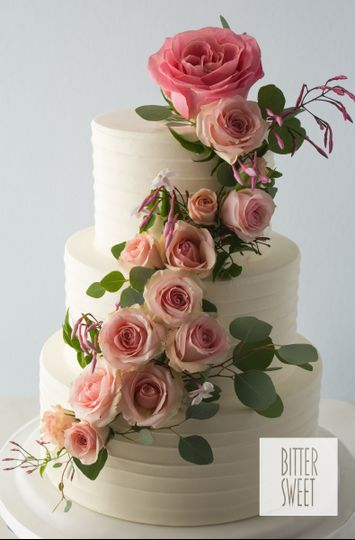 weddingpink roses