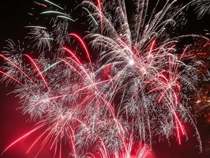 Tmx Fireworks Blue Sky 51 354767 1566334301 Central Valley wedding venue