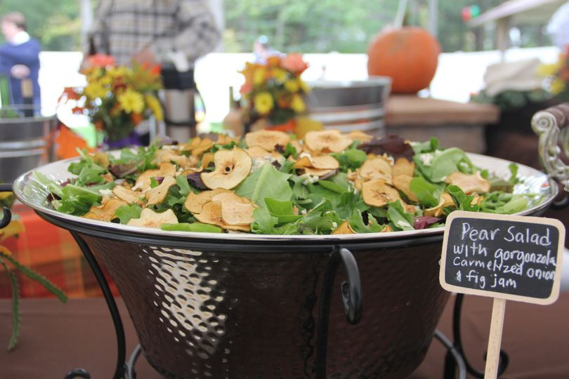 The Passionate Pear Catering Co.​