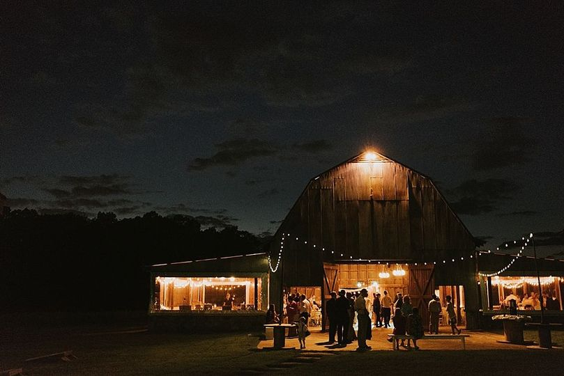 Starlight Meadows wedding