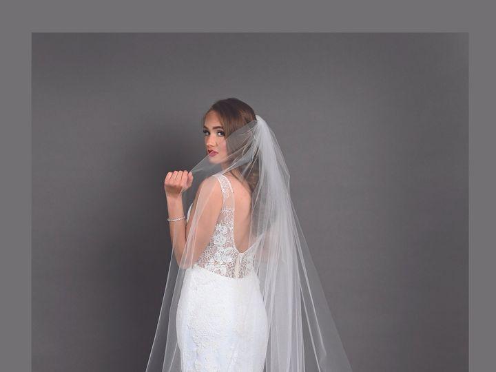 Tmx Veil 1 51 1025767 159692501614913 Southport, New York wedding dress