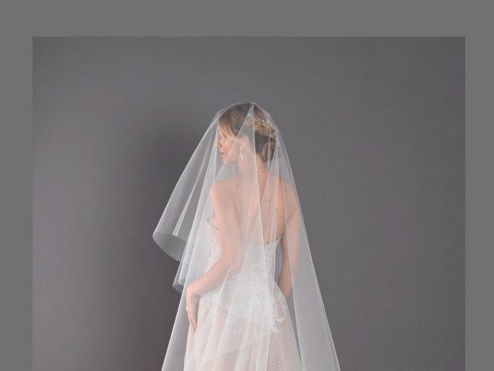 Tmx Veil 3 51 1025767 159692501797413 Southport, New York wedding dress