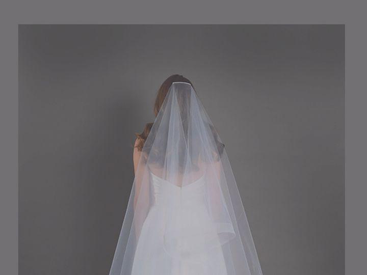 Tmx Veil 4 51 1025767 159692501510542 Southport, New York wedding dress