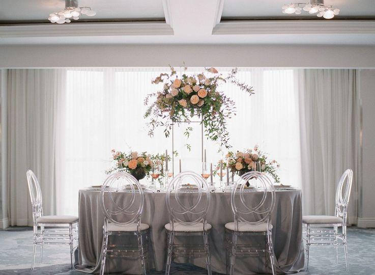 Table scape design