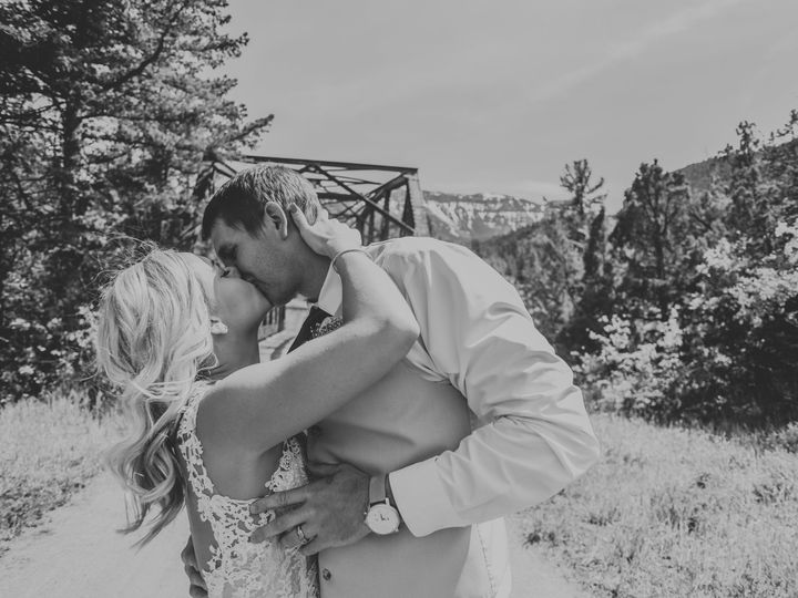 Tmx 1506574029518 Sarah Ryan Trustem 6 3 17 Bride Groom 0017 Billings, MT wedding photography