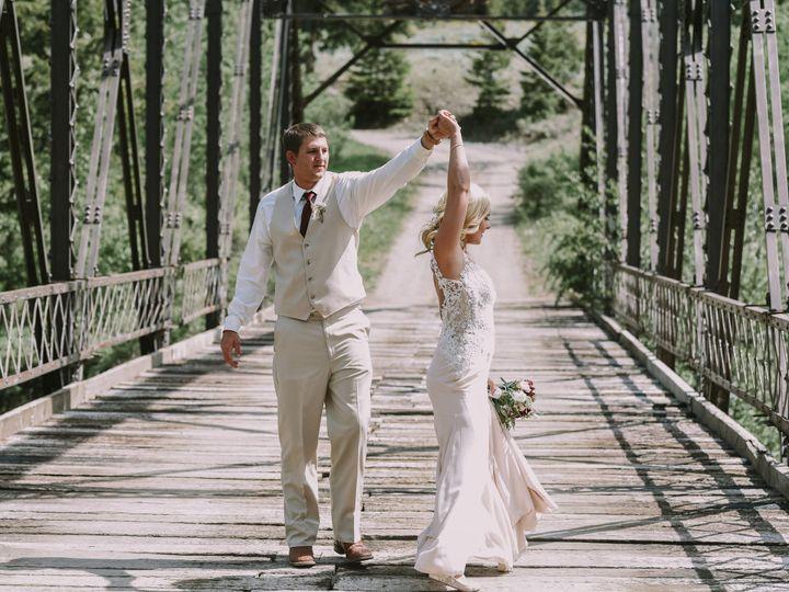 Tmx 1506574112556 Sarah Ryan Trustem 6 3 17 Bride Groom 0072 Billings, MT wedding photography