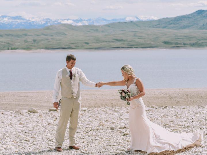 Tmx 1506574131608 Sarah Ryan Trustem 6 3 17 Bride Groom 0125 Billings, MT wedding photography