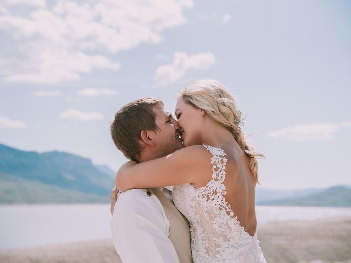 Tmx 1506574187171 Sarah Ryan Trustem 6 3 17 Bride Groom 0168 Billings, MT wedding photography