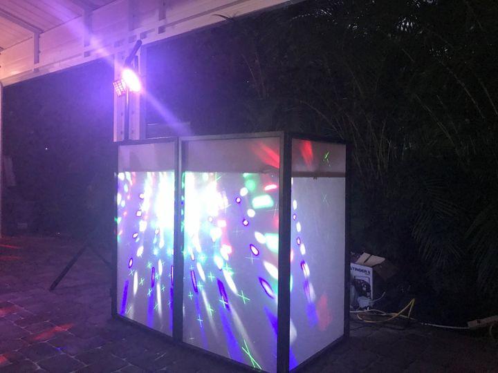 My new DJ Booth