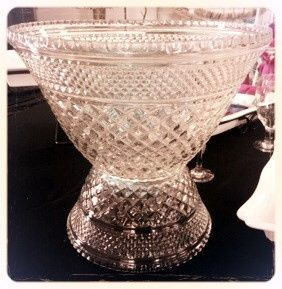 crystal punch bowl web