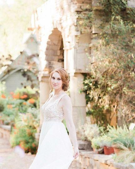 Lovely bride