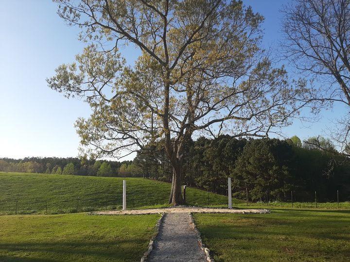 Oak Tree site